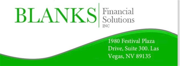 Blanks Financial
