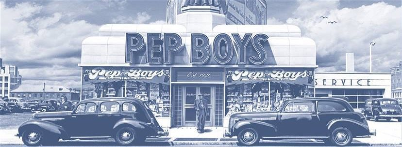 Pep Boys Service Center