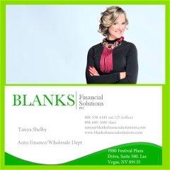 Blanks Financial
